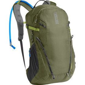 CamelBak Cloud Walker 18 Protector de pecho, lichen green/dark citron